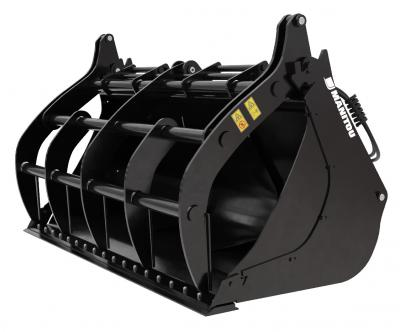 High Capacity Agricultural Grab Bucket